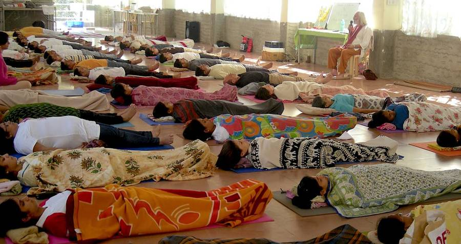 Xxl nidra yoga with andre riehl